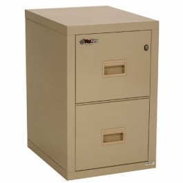 Fire King 2R1822-C Turtle 1 Hr Fire, Impact & Water Resistant File Cabinet