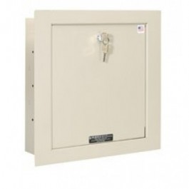 EW-1000-4 Perma-Vault Small Wall Safe with Key Lock
