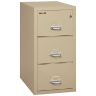 3-2131-C Fire King Fire/Impact Rated Vertical File