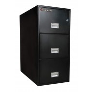 3G3131 Sentry Fire Safe - black