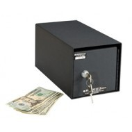 PermaVault Pro-20-KK Under Counter Drop Box w/ Dual Custody Key Lock