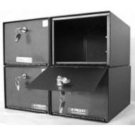 PermaVault Stackable Pistol Safes PVB-5813
